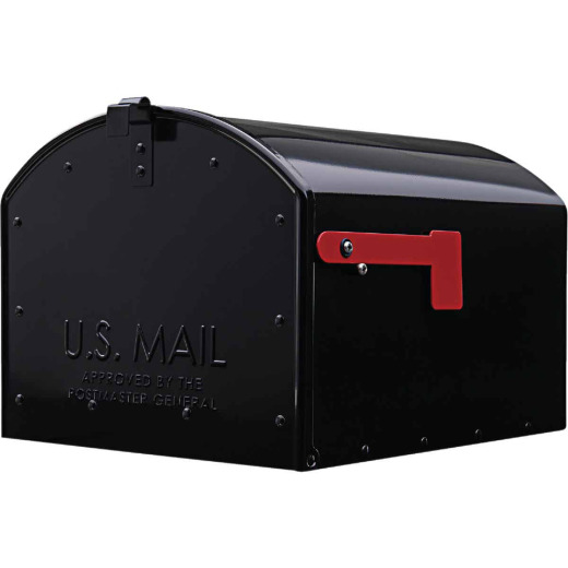 Gibraltar T4 Storehouse Extra Large Parcel Post Mount Mailbox