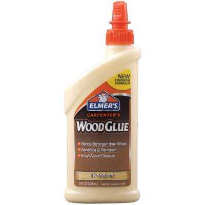 Elmer's Carpenter's 8 Oz. Wood Glue