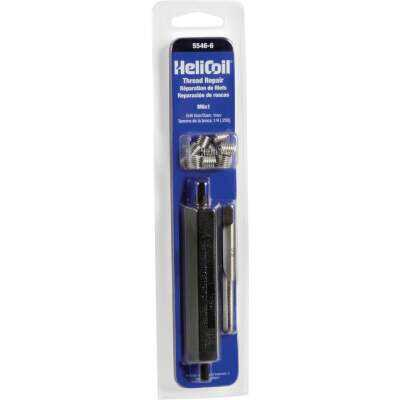 HeliCoil M6 x 1 Stainless Steel Thread Repair Kit