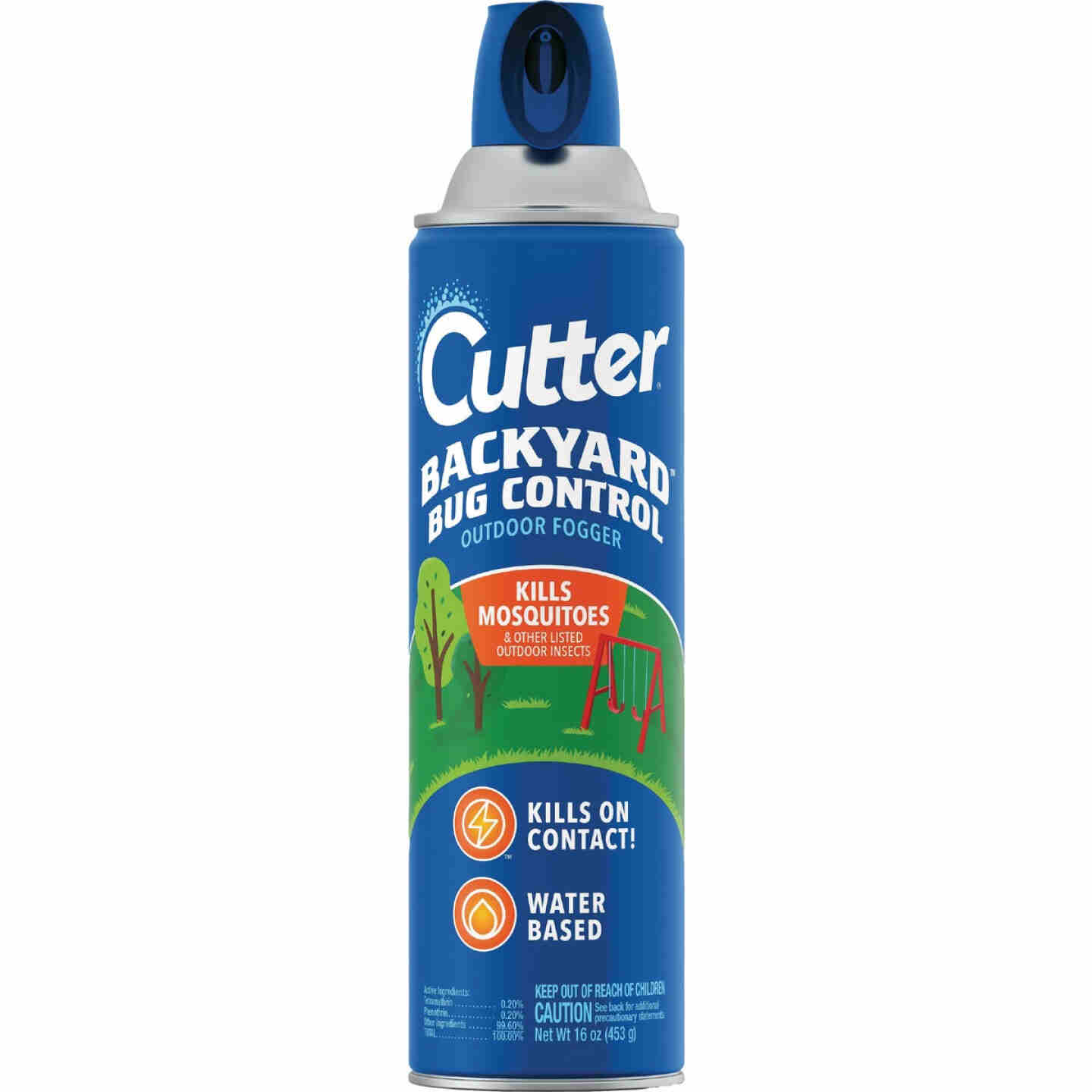 Cutter 16 Oz. Backyard Bug Control Outdoor Fogger Image 1
